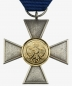 Mobile Preview: Prussia Landwehr Service Award 1st Class 1868