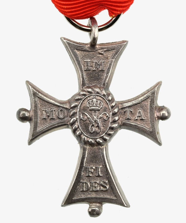 Brunswick Order Henry of the Lion Cross of Merit 2nd class