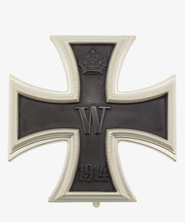 Iron Cross 1st Class 1914 Arched