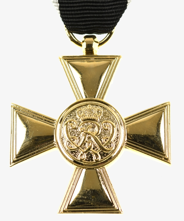 Prussia, Military Cross of Merit 1864 gold