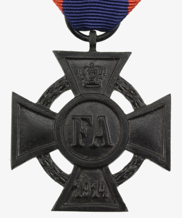 Oldenburg Friedrich August Cross 2nd class 1914
