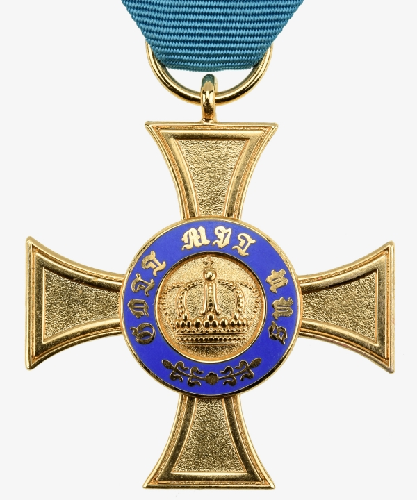 Prussia Royal Crown Order Cross 4th class