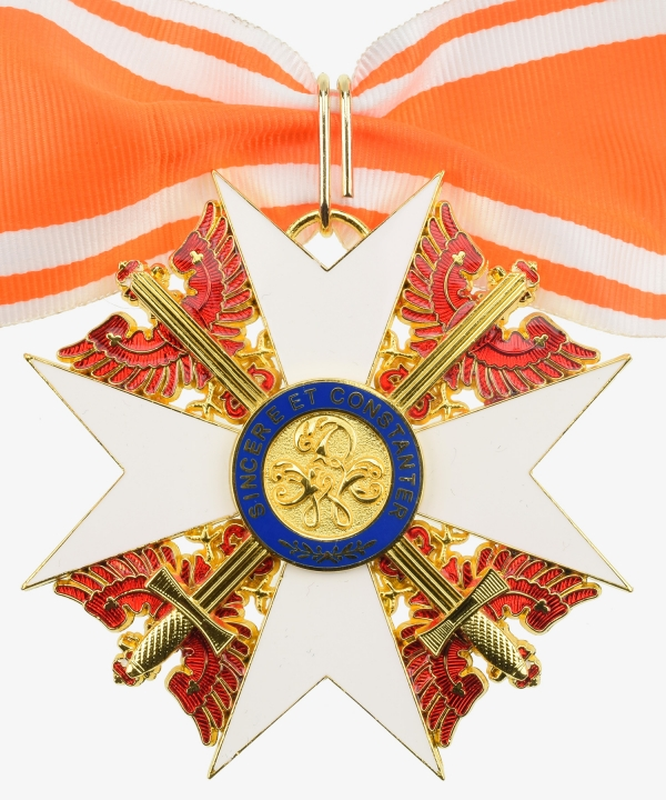 Prussia Red Eagle Order Grand Cross with Swords