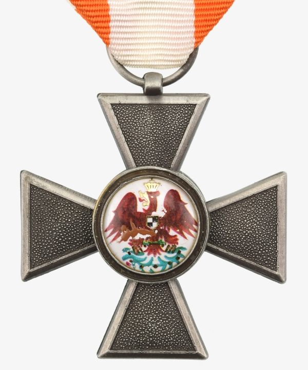 Prussia Red Eagle Order Cross 4th class