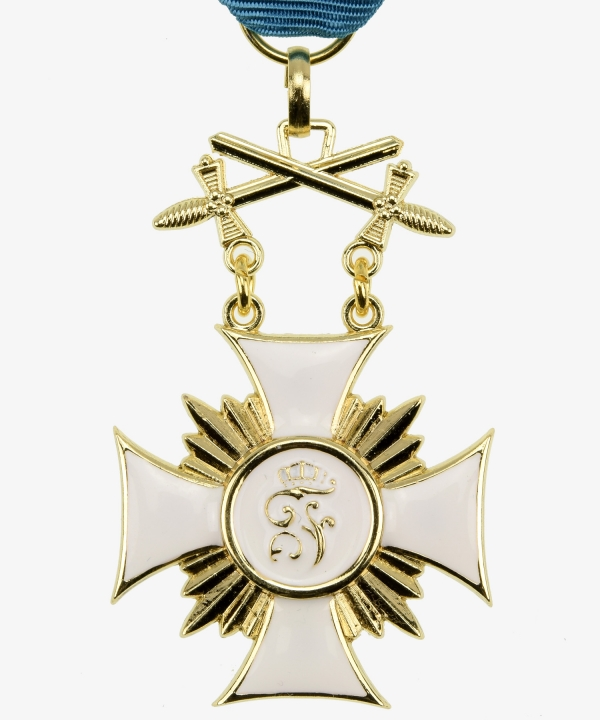 Württemberg Frederick Order Knight's Cross 1st class with swords