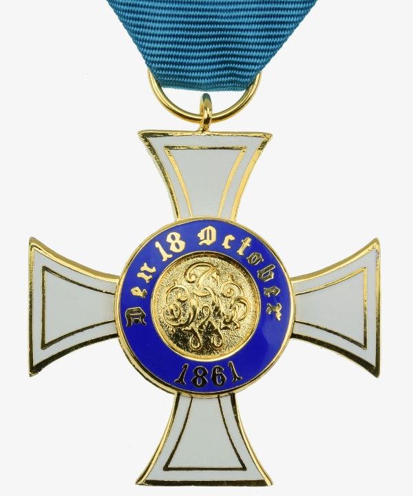 Prussia Royal Crown Order Cross 3rd Class