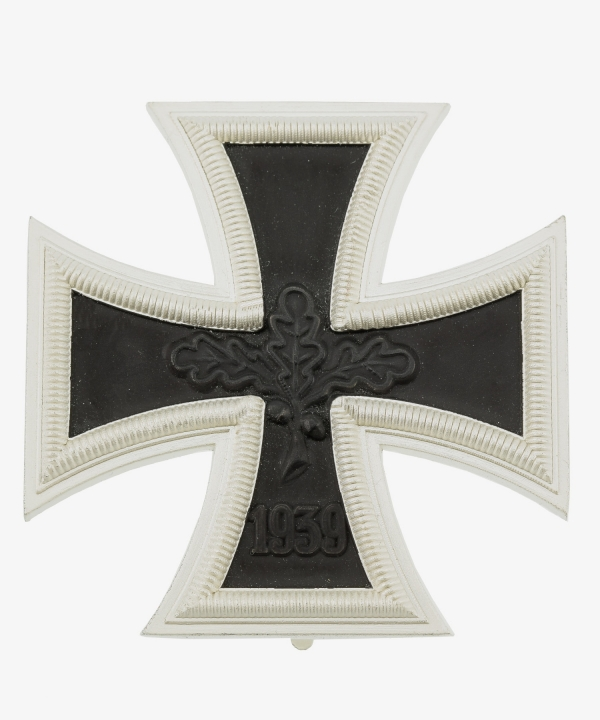 Iron Cross 1st class 1939, 57er version, manufacturer 65
