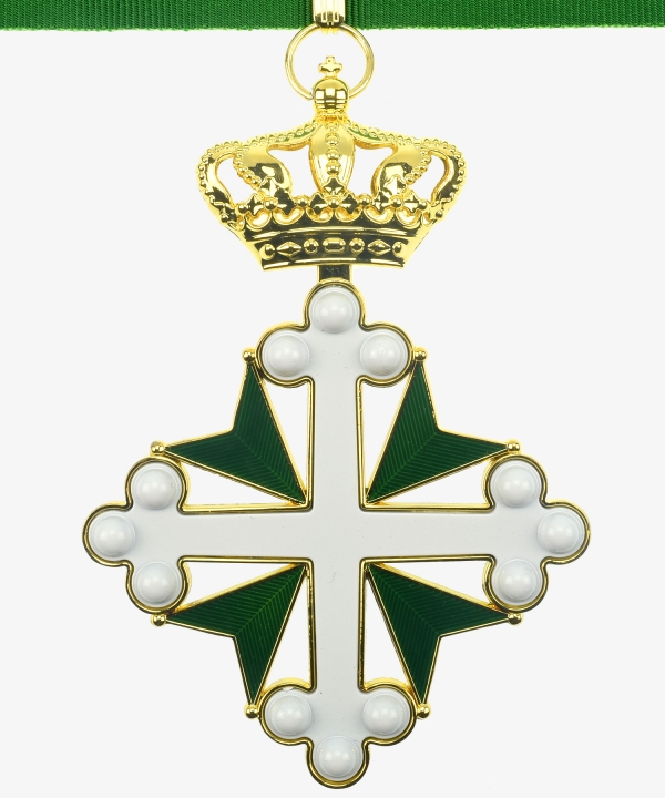 Italy Order of the Knights of St. Mauritius and Lazarus