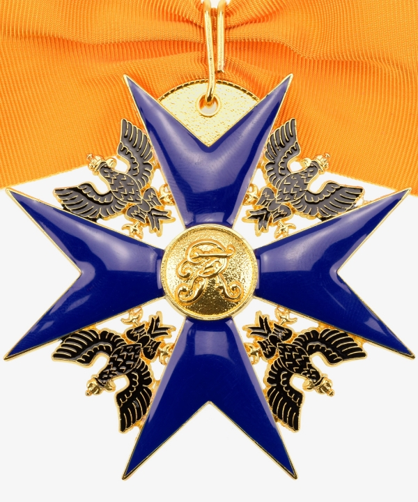 Prussia, Order of the Black Eagle Order of the Cross (1888-1918)