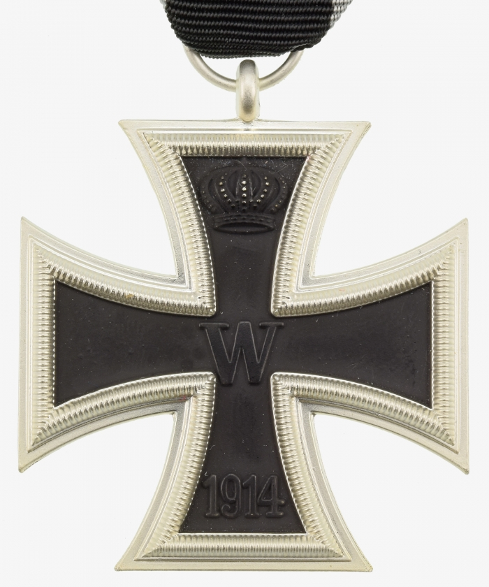 Iron Cross 2nd Class 1914 for fighters